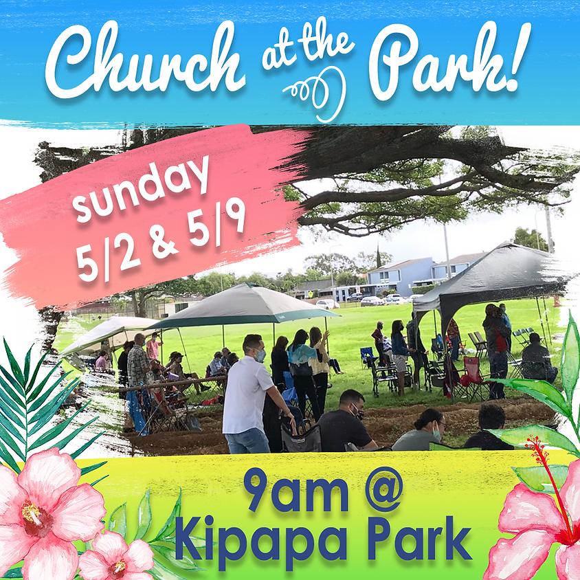 Church in the Park!