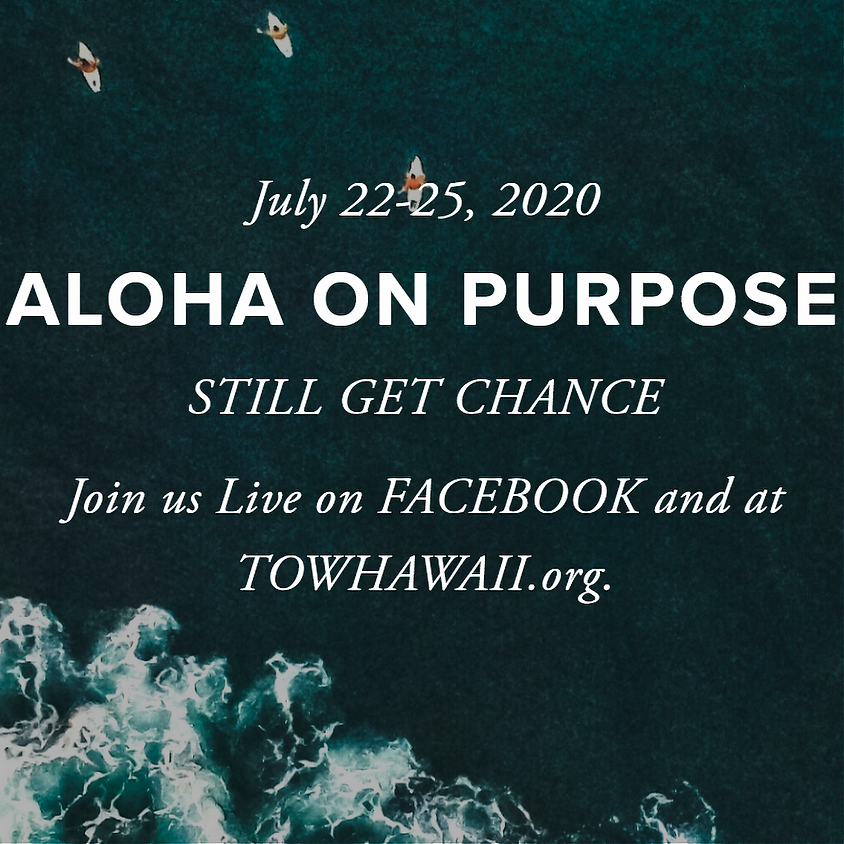 Aloha on Purpose
