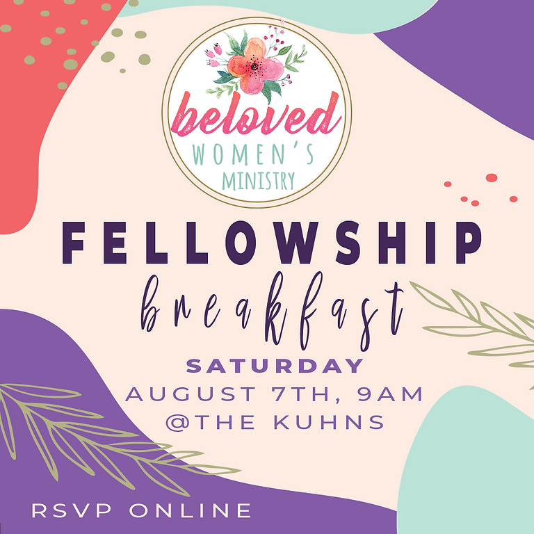 Women's Fellowship Breakfast
