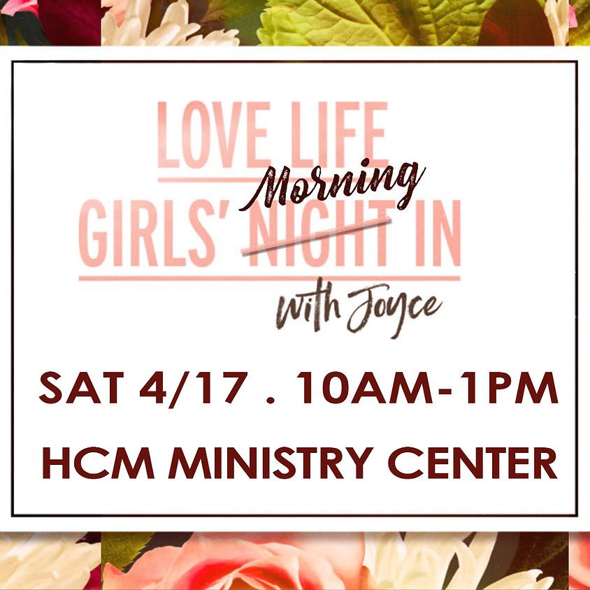 Joyce Meyer Women's Event