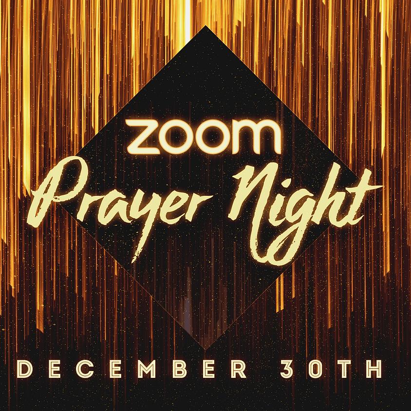 Zoom Prayer & Connect Night