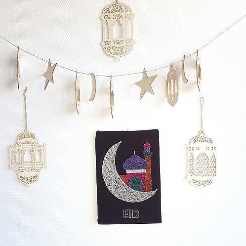 Moon & Mosque DIY KIT