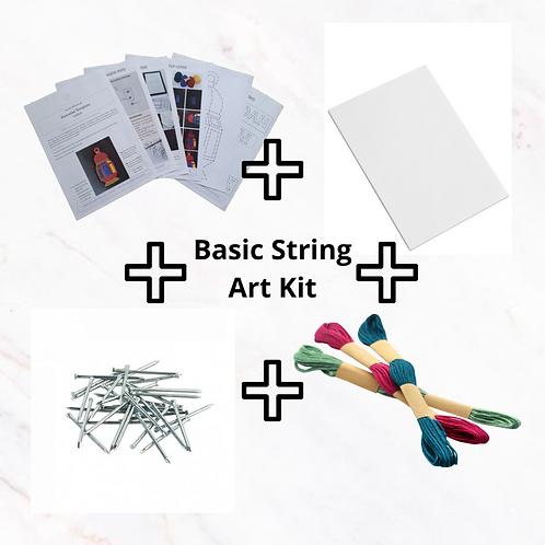 Basic String Art kit