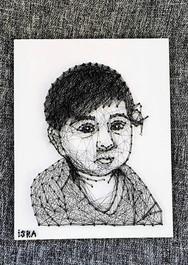 NEW artwork- Baby portrait 😍_Do you wan