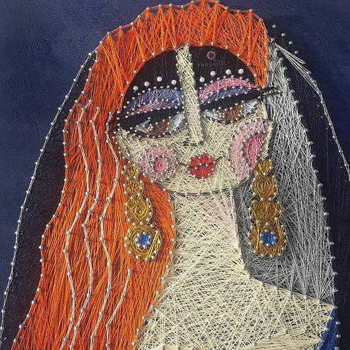 """Iraqi Woman""(SOLD)"
