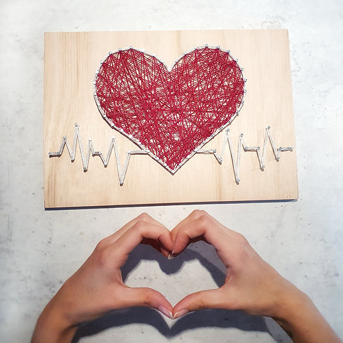 Heart DIY Kit