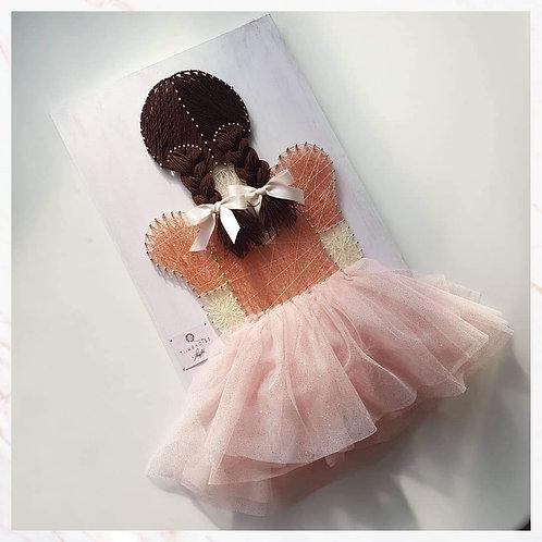 Ballerina girl (SOLD)