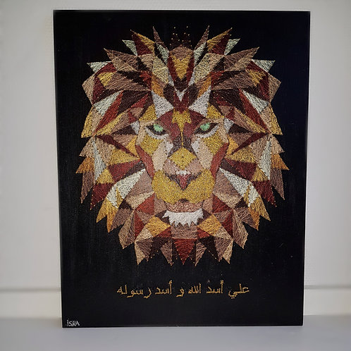 Lion (SOLD)