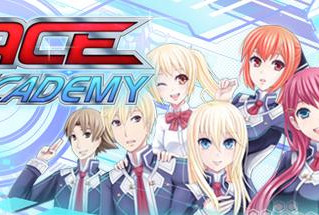 "James Brown Jr as ""Eagle A.I."" in ""Ace Academy"" now on Steam!"