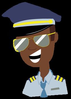 Captain - Delenda Airlines