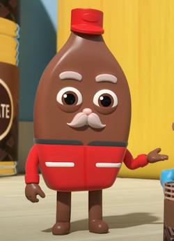 Chocolate Syrup - Bread Barbershop S2