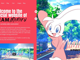 Team Mimiru's Website is now Online!