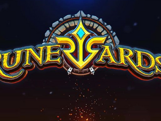 James Voices Multiple Characters in  Online Card Game Runewards