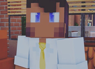 """James Join the cast of Aphmau's YouTube Series """"Phoenix Drop High!"""""""
