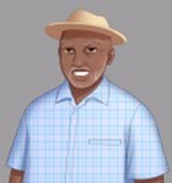 Mr. Norton- Aquadine