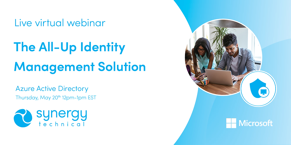 Azure Active Directory: the All-Up Identity Management Solution