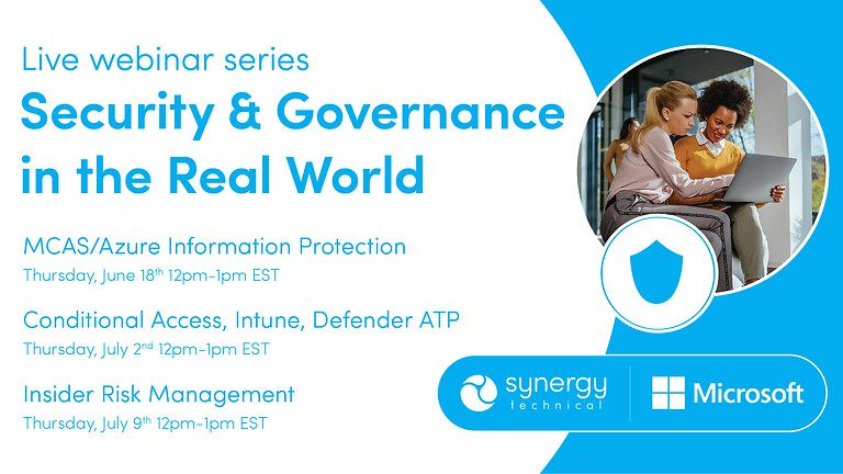 Security & Governance in the Real World: Session 3 Recording