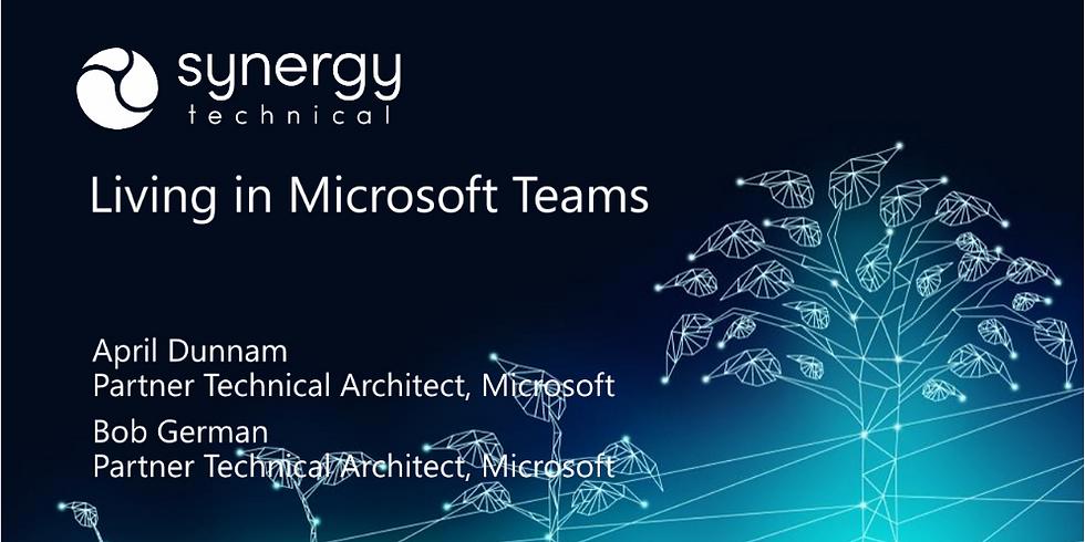Living in Microsoft Teams