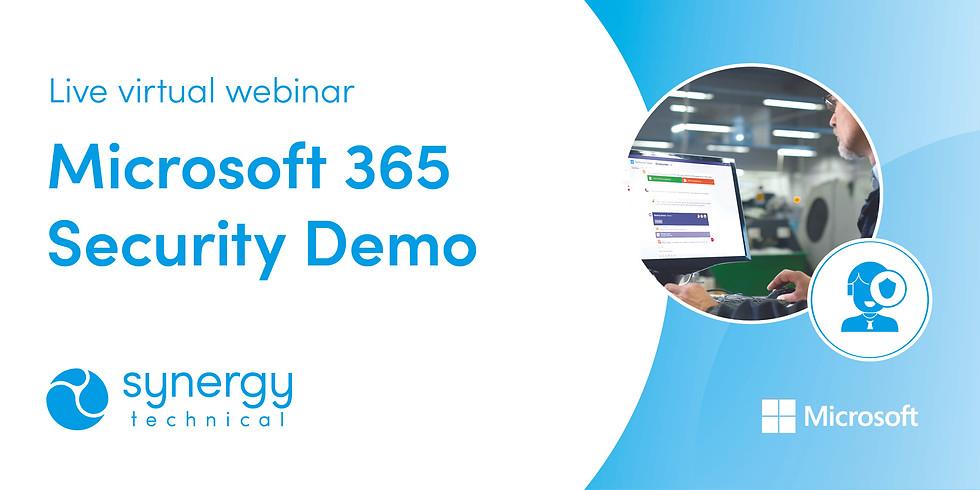 Microsoft 365 Security Demo