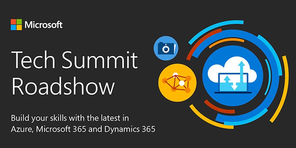 Microsoft US Tech Summit - Charlotte