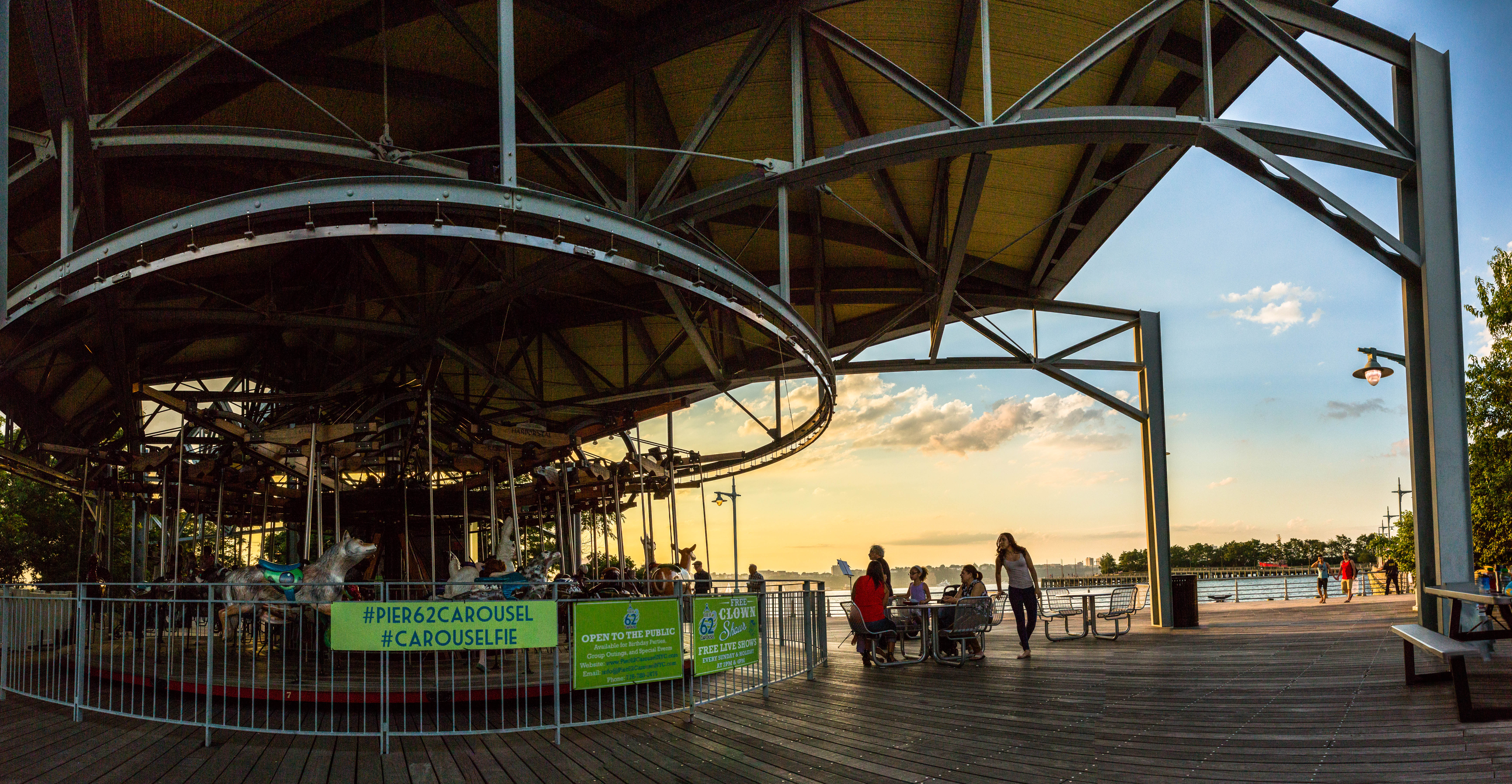 Pier 62 - Darren Morales - dMo