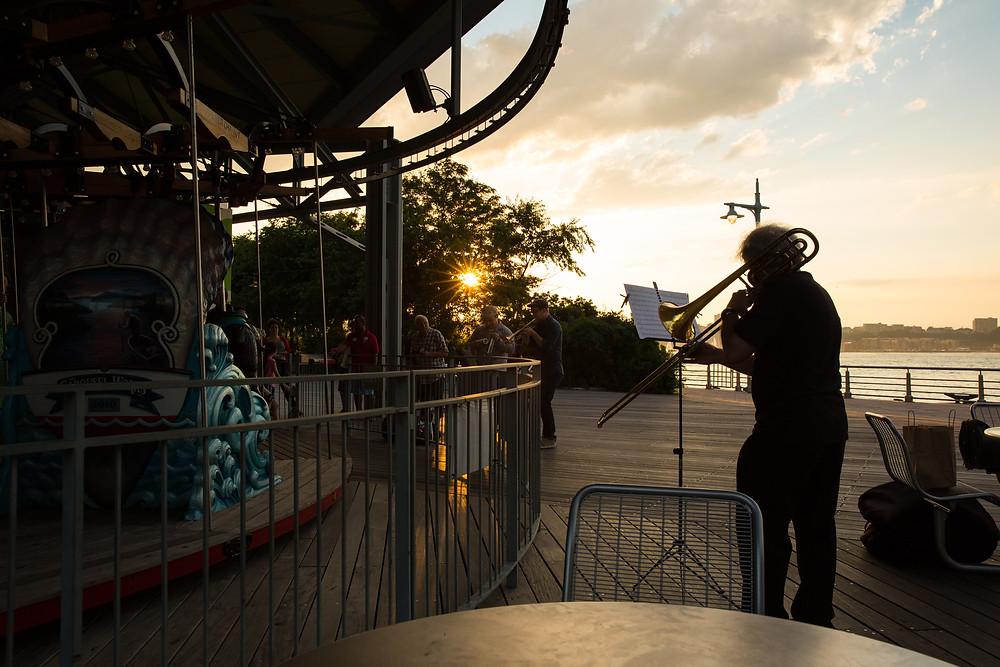 Carousel-ing The Brass Ring - Ljova - Darren Morales - dMo