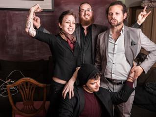 Shooting Gypsies of Jazz: Bedlam Swing