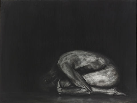 Darren Morales dMo is an amazing artist that astoudning captures a very sublime and realsitic human figure to near photographic quality through his charcoals on paper.  Dark, Brooding, Expressive and Realistic