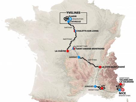 3月8日Paris Niceが開幕