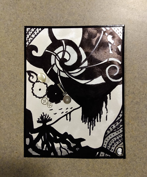 Controlled Chaos Card