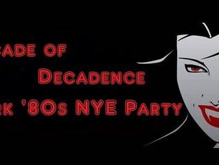 Decadent '80s NYE 2018