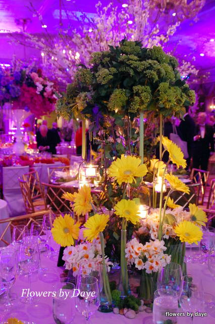 New York Horticultural Society Gala