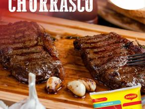 24 de Abril é dia do Churrasco!!