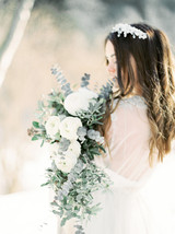 WINTER BRIDE INSPIRATION