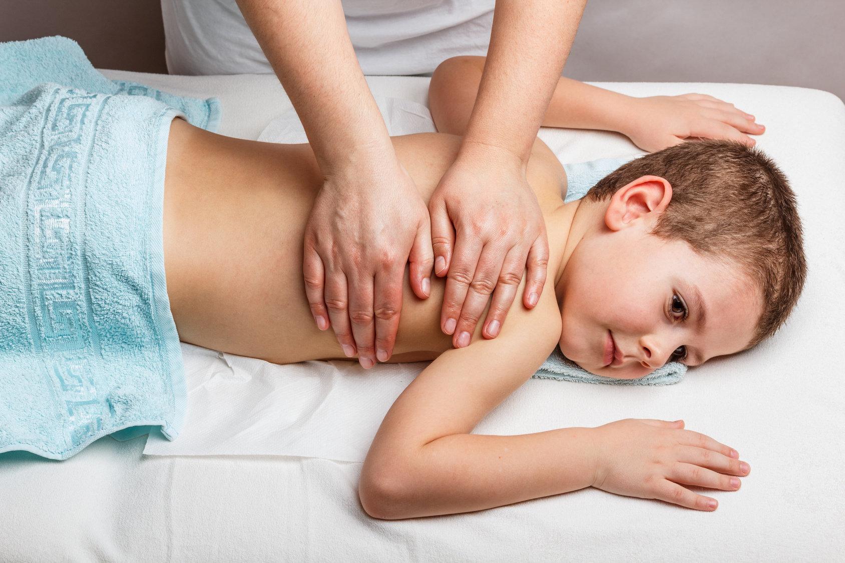 Massage After School