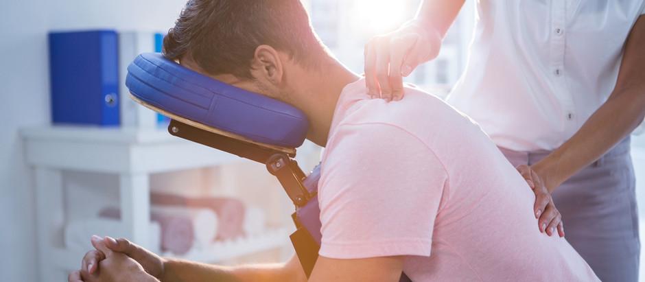 Pourquoi se faire masser sur son lieu de travail ?