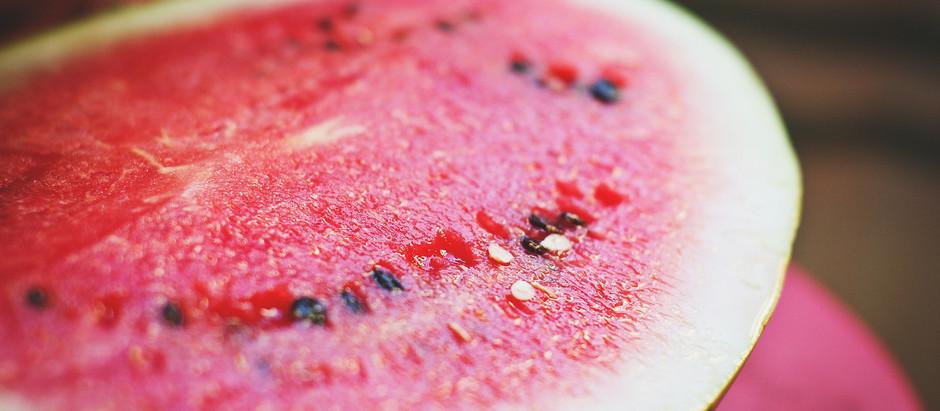 Melon, pastèque & digestion