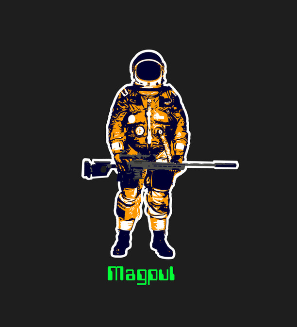 Magpul Space Force t-shirt concept