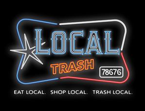 Local Trash logo