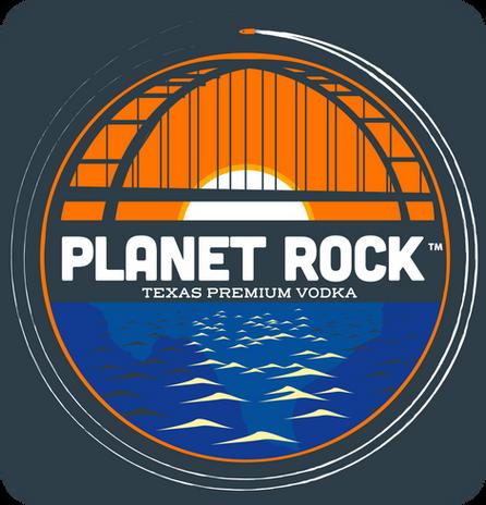 Planet Rock Vodka logo