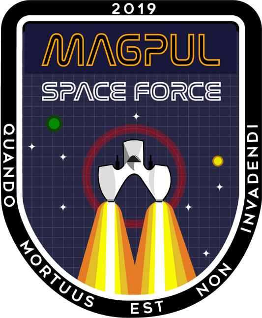 Space Force hat patch