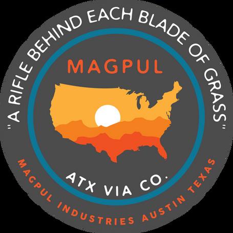 Magpul concept hat patch