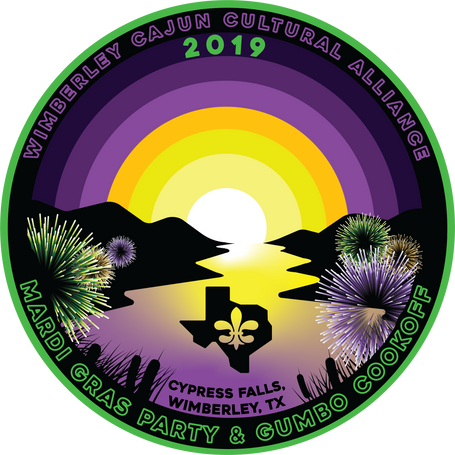 WCCA Gumbo Cookoff Logo 2019