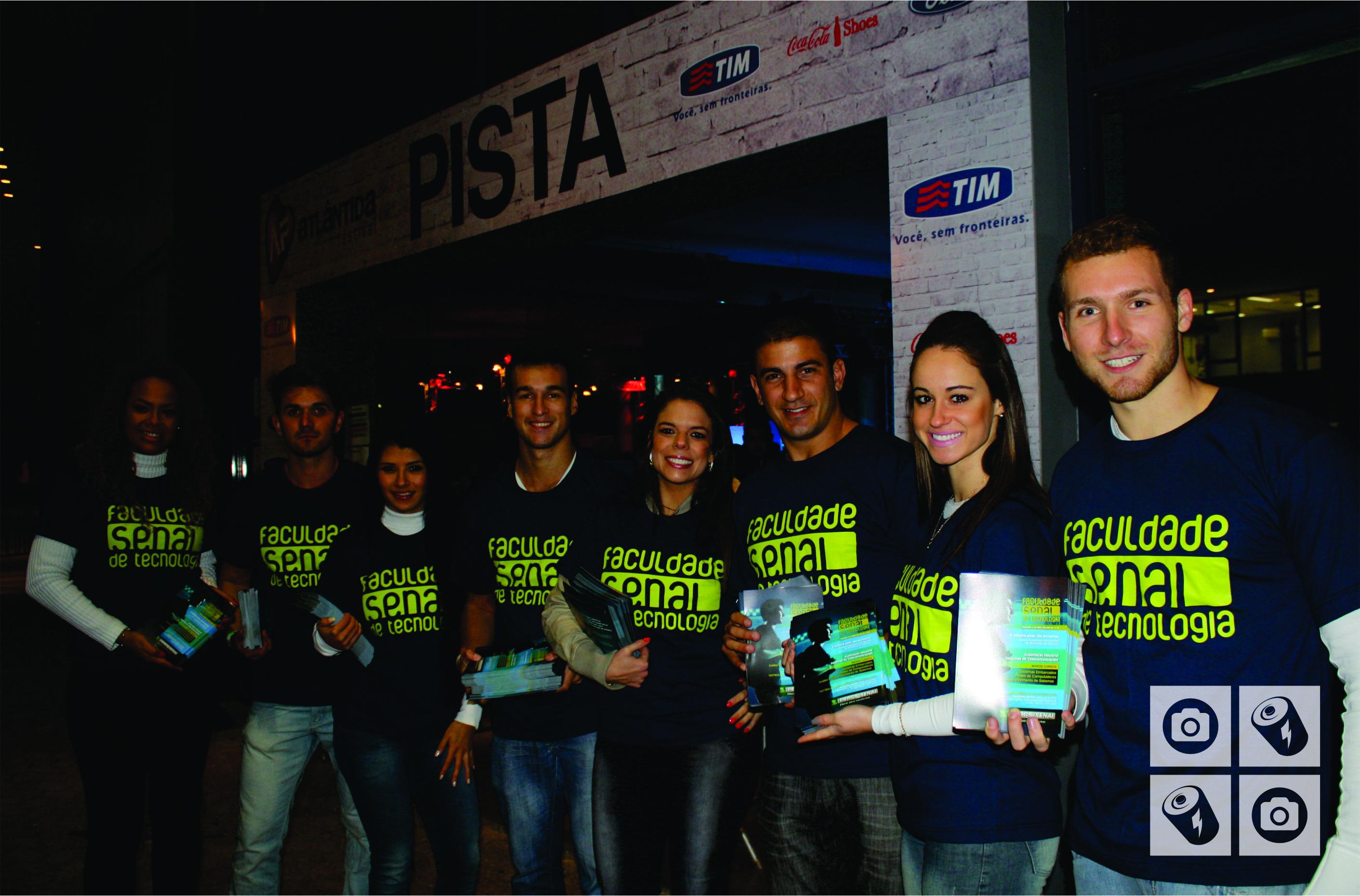 ATLÂNTIDA FESTIVAL | FAC. SENAI