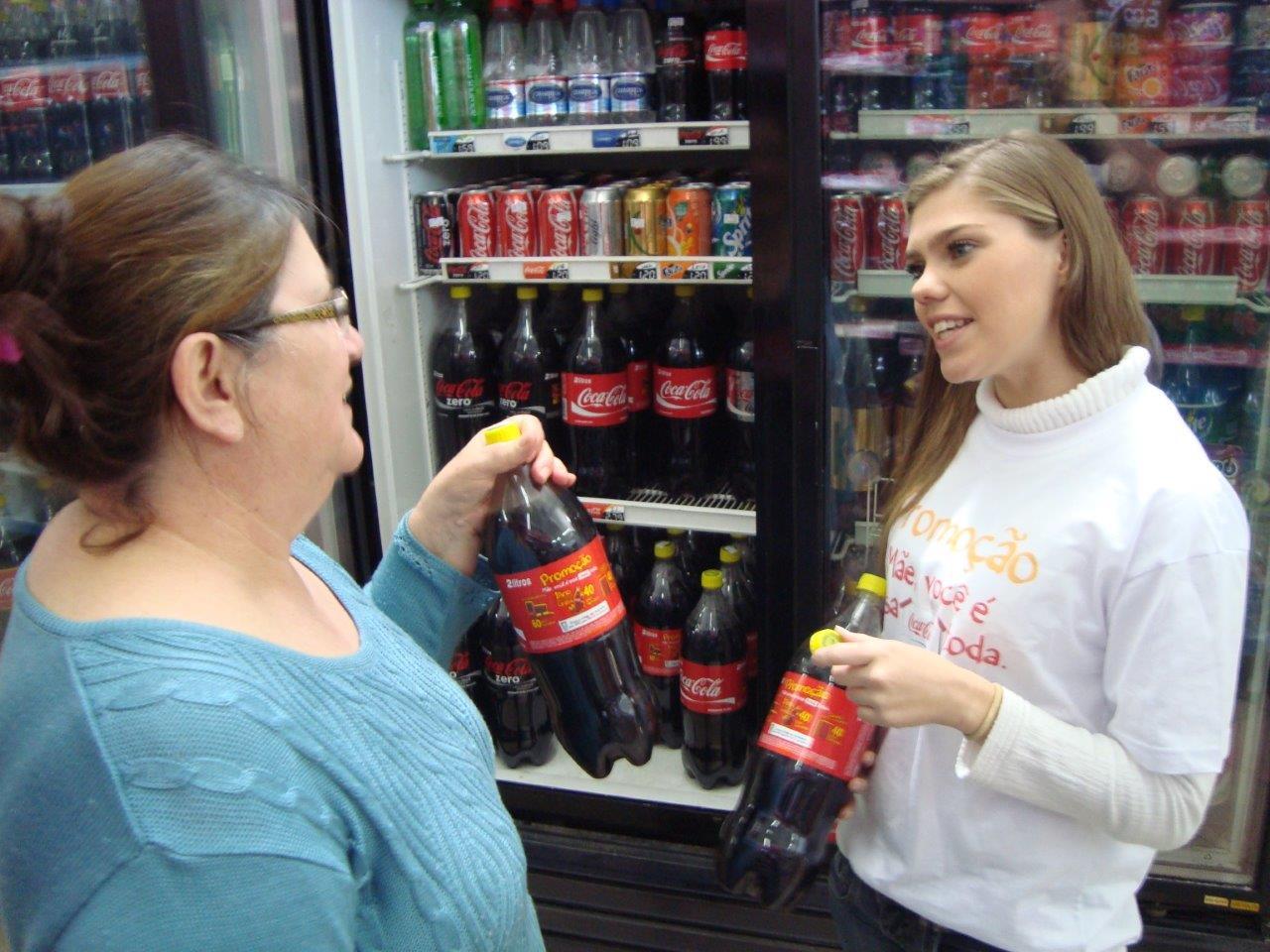 PROMO DIA DAS MÃES | COCA-COLA + DCS