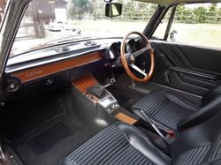 2000 GTV Interior