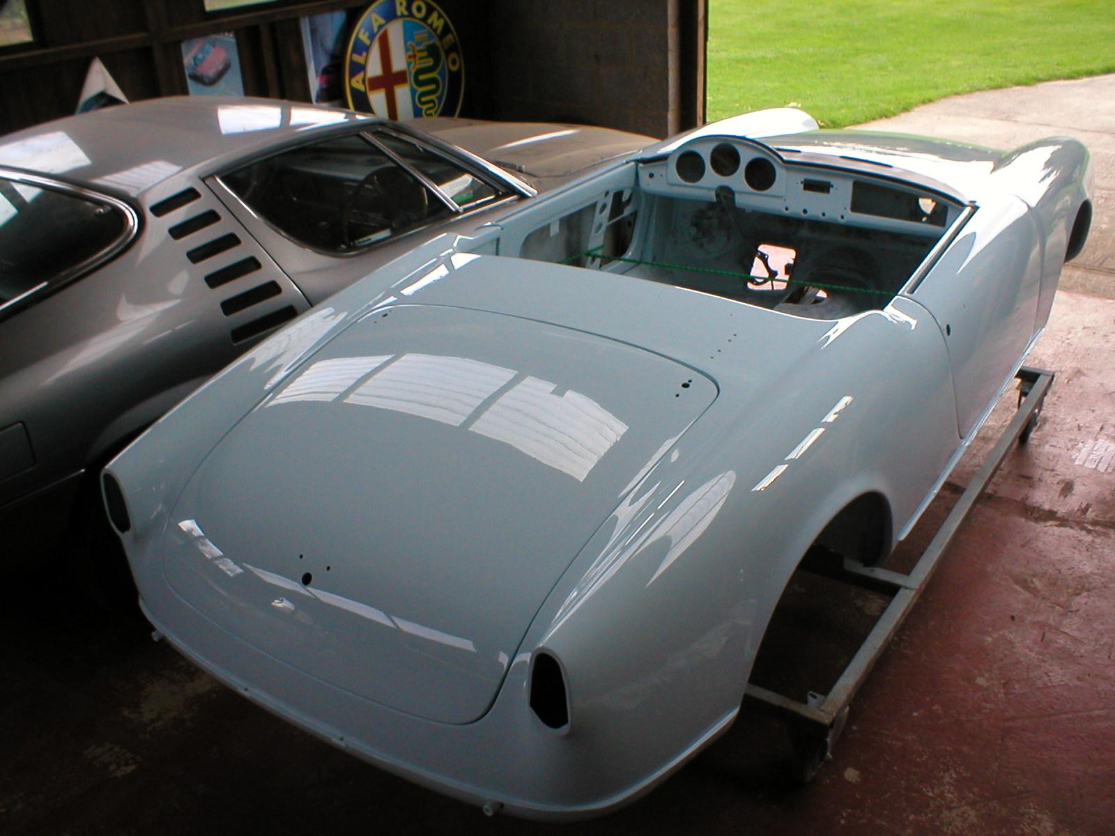 Cars For Sale   Classic Alfa Romeo   VeloceSport