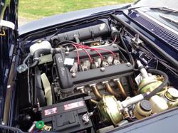 Alfa Romeo 2000 GTV Engine Bay