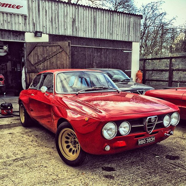 Alfa Romeo GTAM Replica