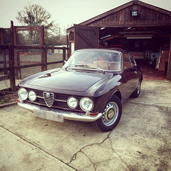 Alfa Romeo 1750 mk1
